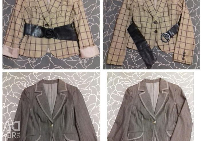 Jackets 44-46 size