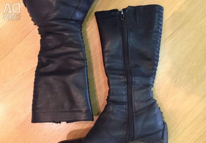 Χειμερινές μπότες