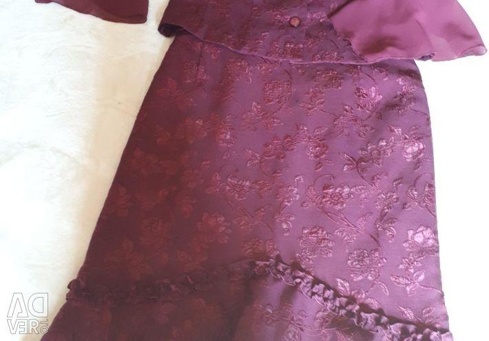 Костюм юбка и жакет