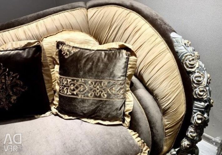 Sofa. Sale of exhibition samples Anthea 9163