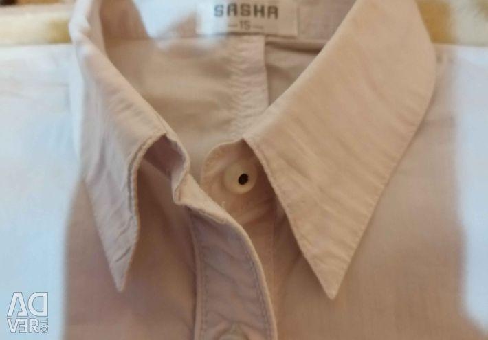 134 / 146cm okul bluzları