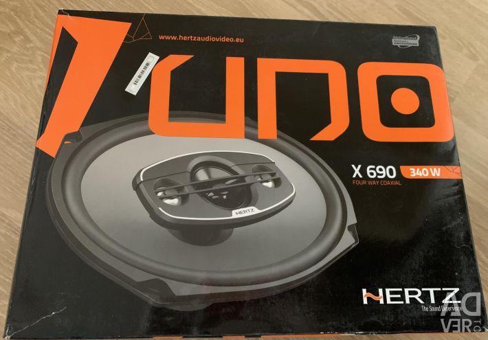 Car speakers Hertz Uno X 690