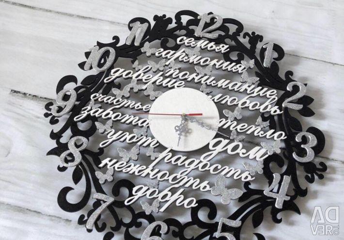 Ceasuri numite după cuvinte