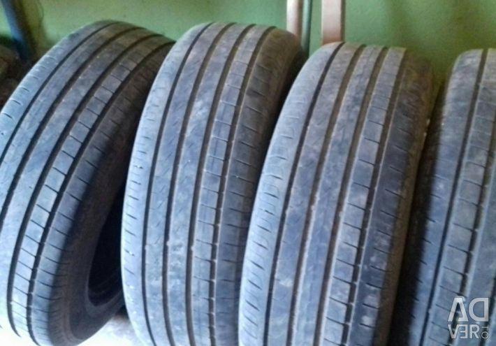 Tires Pirelli Scorpion Verde (set)
