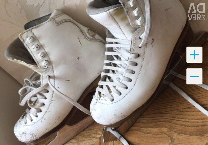 Graf Edmonton skates
