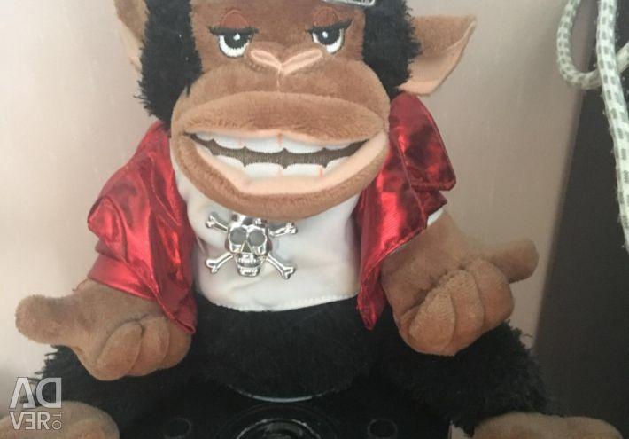 Maymun oyuncak müzikal
