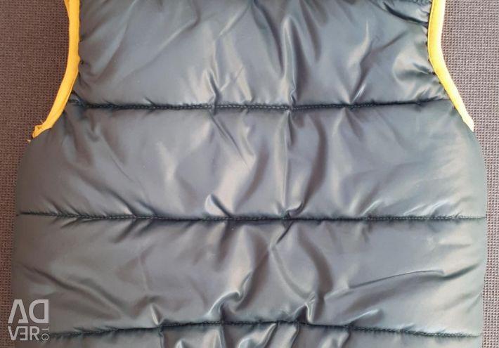 Children's vest NEW