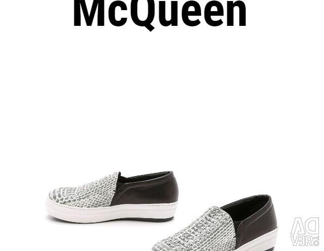 McQ Slip-On - Αλέξανδρος McQueen