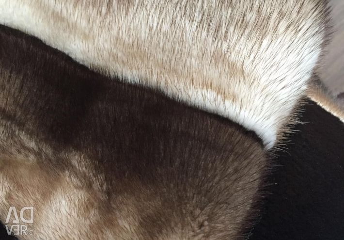 Fur coat mink TORG