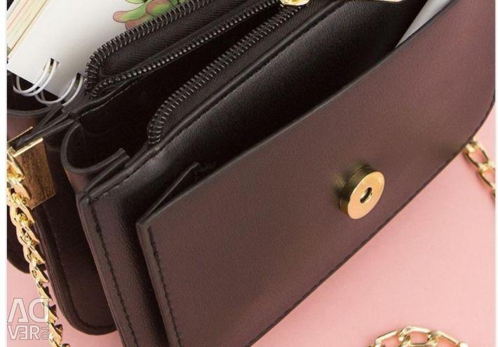 Parlak çanta