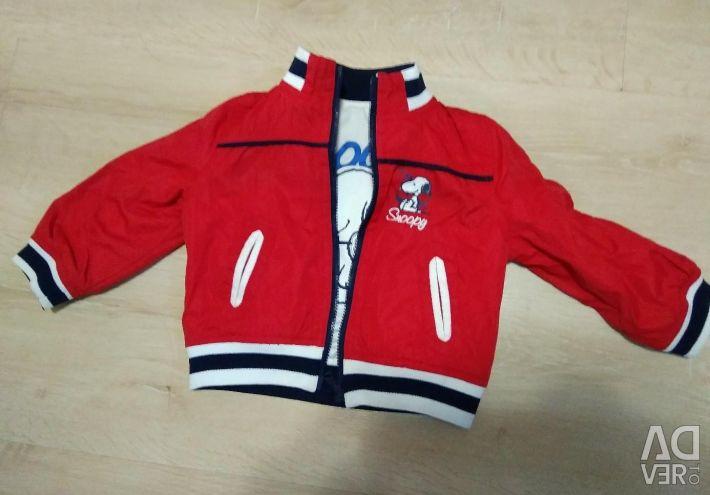 Windbreaker / jacket