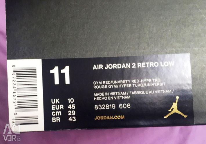 Νέο Nike Air Jordan II 2 ρετρό αθλητικά παπούτσια