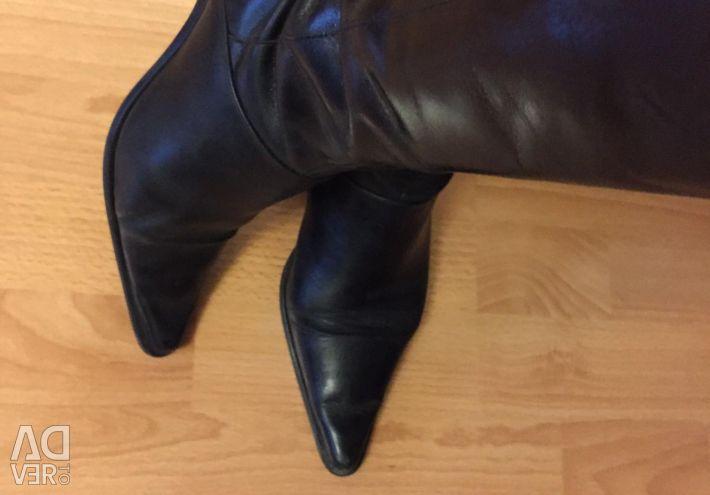 Cizme din piele M-Shoes p. 37