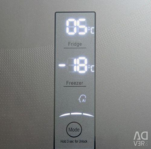 Холодильник GiNZZU NFK-530