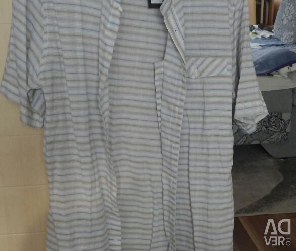 Нова літня чоловічий одяг з льону