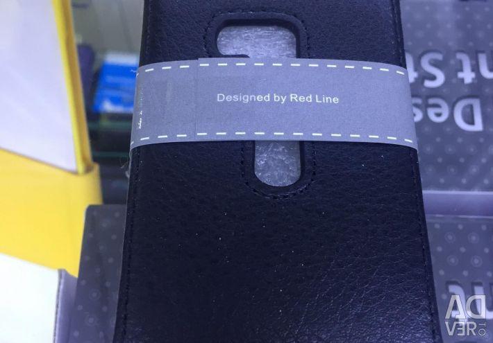 Чехол книжка для Nokia 9, новый