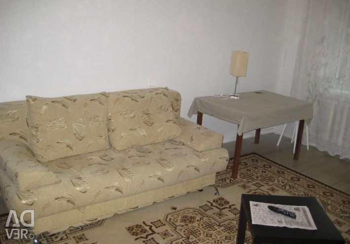 Apartment, open plan, 37 m²