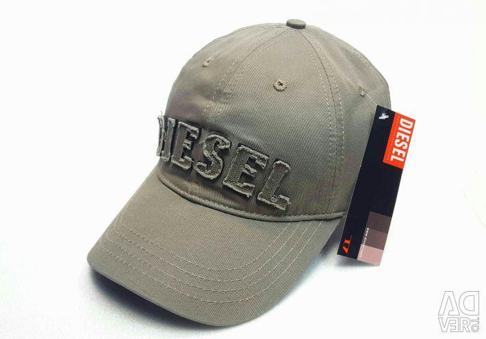 Κάτω καπέλο μπέιζμπολ καπέλο Diesel (ελαιόλαδο) νέο