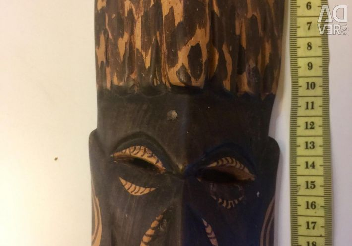 Mask for wall