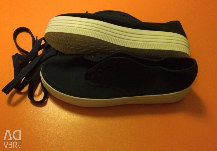 Casual shoes for women, 37 sizes