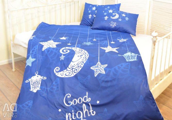Bed underwear 1,5 bed Good night