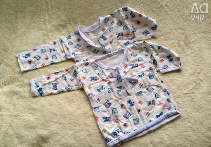 Ρούχα για νεογέννητα