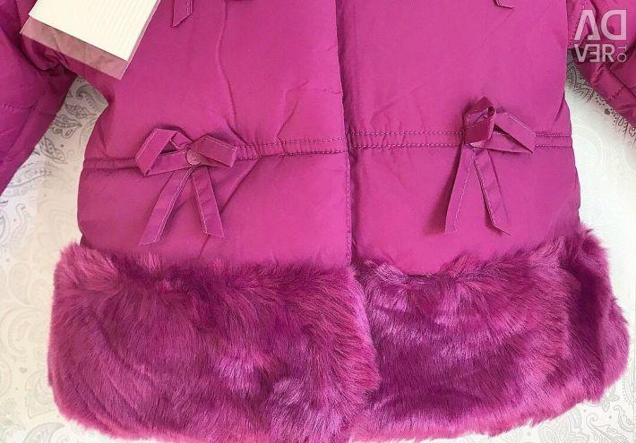 Новые курточки 4-5; 5-6 лет. Турция