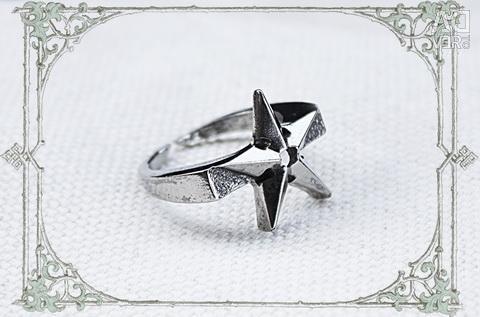 Δαχτυλίδι πεντάκτινο