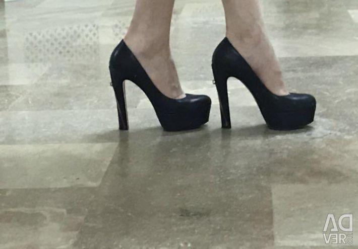 Παπούτσια 38. Γνήσιο δέρμα!