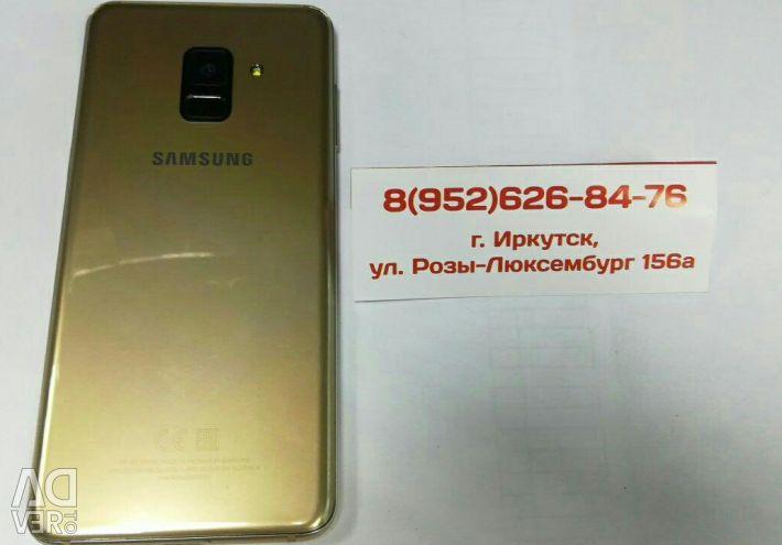 I61 Telefonul Samsung Galaxy A8