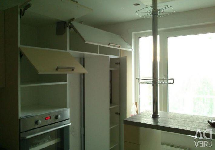 Bucătărie colț