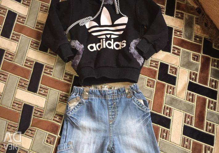 Sweatshirt 74/80