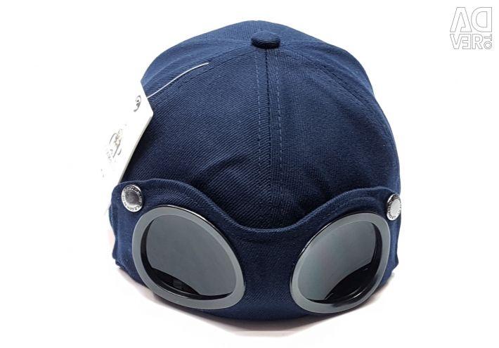 Baseball Cap C.P. COMPANY (lens glasses)
