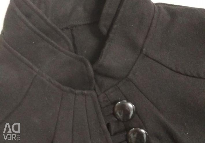 Beautiful Draped Cropped Jacket