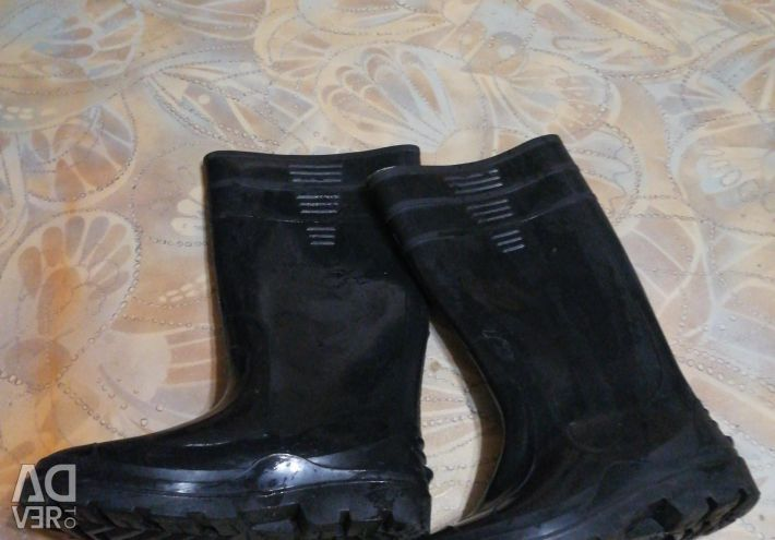 Boots 43 size man's