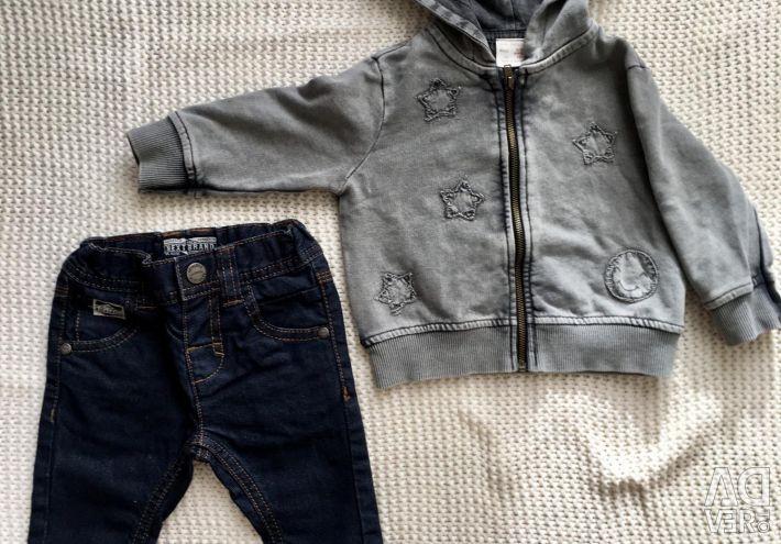 Îmbrăcăminte pentru copii 3-6 luni