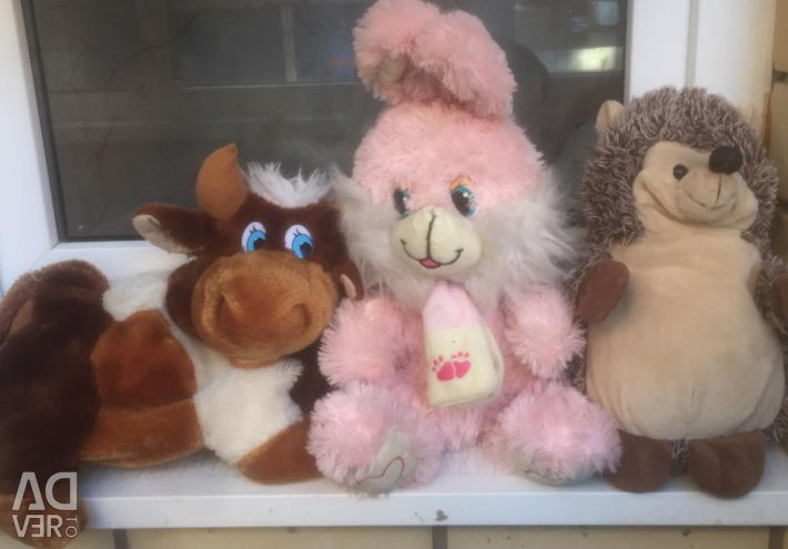 Company of soft toys (soft toys)