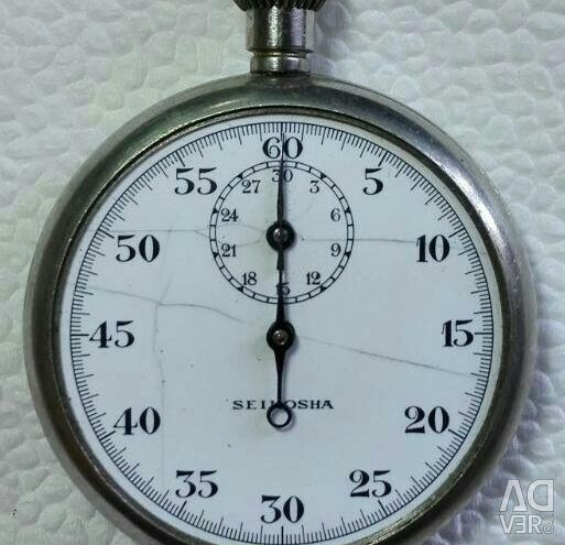 Ιαπωνικό στρατιωτικό χρονόμετρο Χρονόμετρο Seikosha