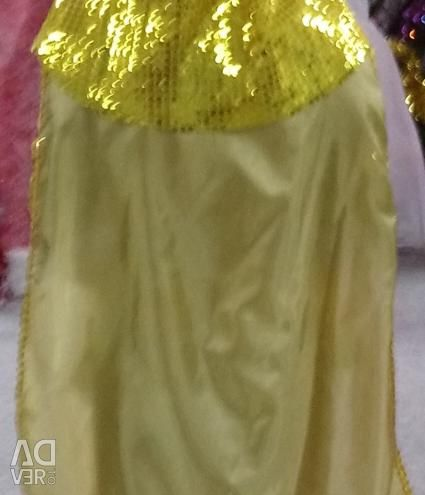 Bogatyr's costume