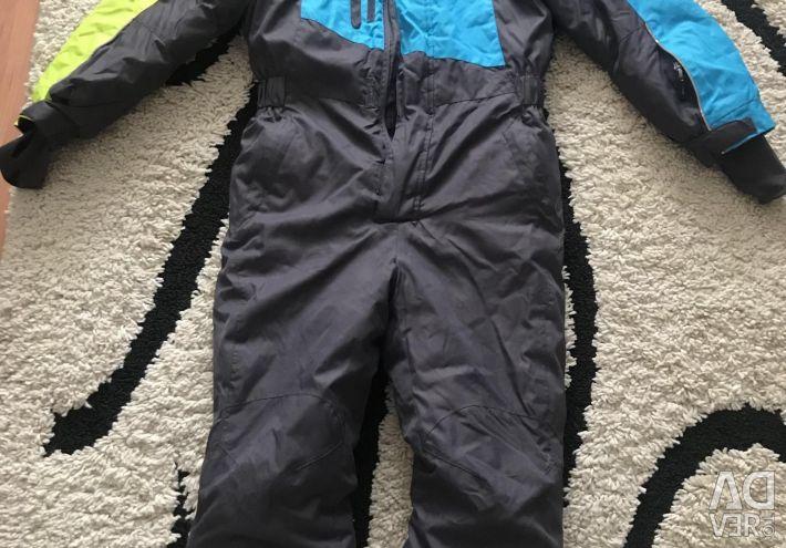 Children's ski jumpsuit