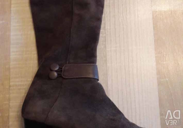 Italian natural boots 36р