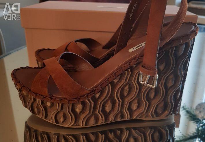 Miu Miu sandale originale