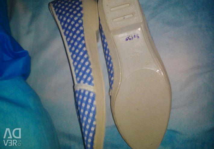 Νέα παπούτσια της σοβιετικής εποχής