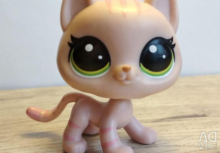 Lps cat, littlest pet shop stanchion