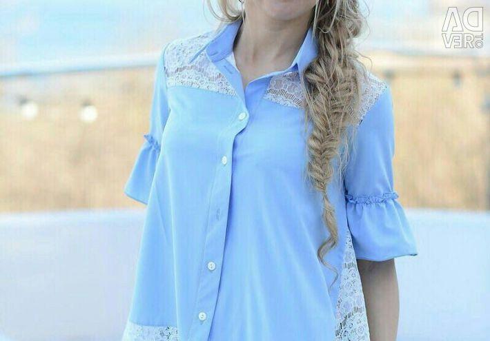 Yeni markalı bluzlar
