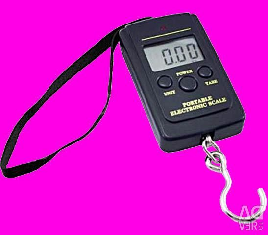 Scales manual bezmen Kanter electronic 20g - 40kg