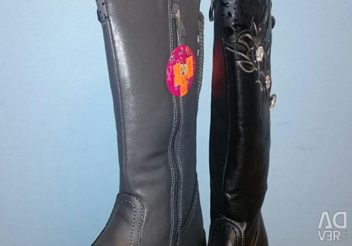 New winter boots p.32-36