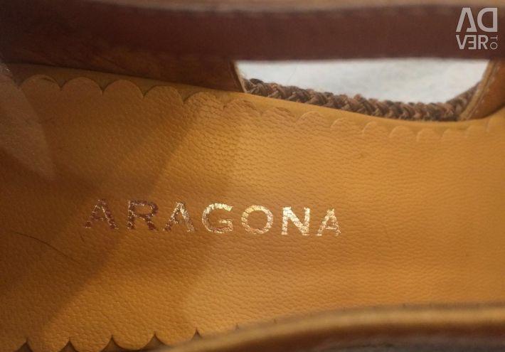 Σανδάλια ARAGONA.