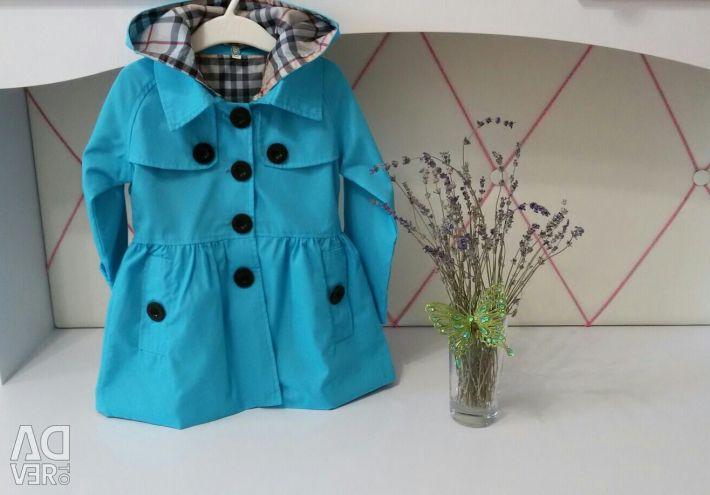 Children's raincoat (new)