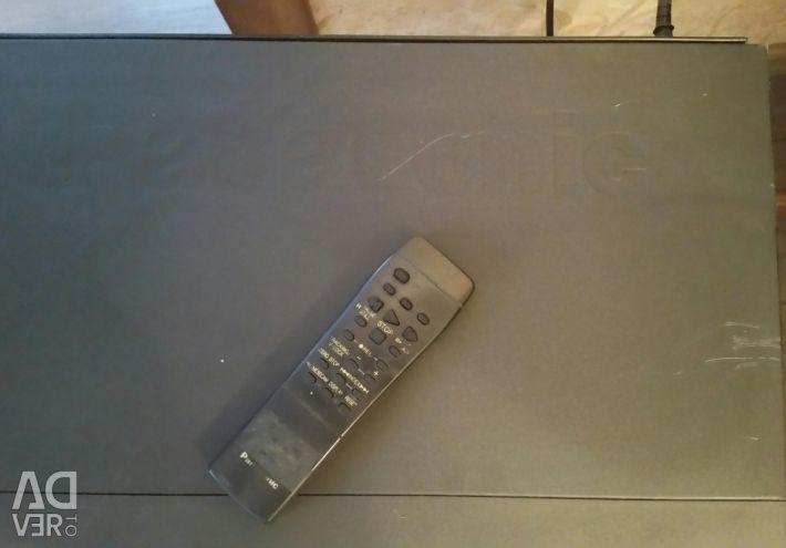 Відеомагнітофон Panasonic NV-SD3